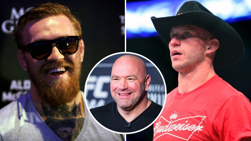 Dana White Reveals Why Conor McGregor Is Fighting Donald Cerrone At Welterweight