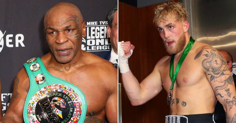 Mike Tyson Says Boxing Owes Jake Paul As 'UFC Was Kicking Our Butts'