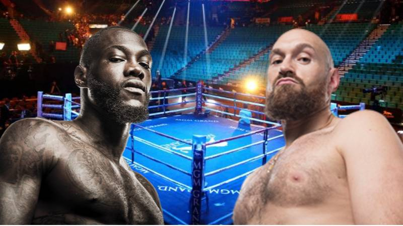 Tyson Fury Vs. Deontay Wilder Trilogy Fight Official For July, Says Promoter Bob Arum