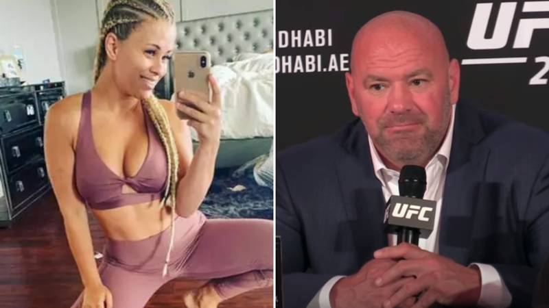 "Paige VanZant Responds To Dana White's ""Free Agency"" Comments After UFC 251"