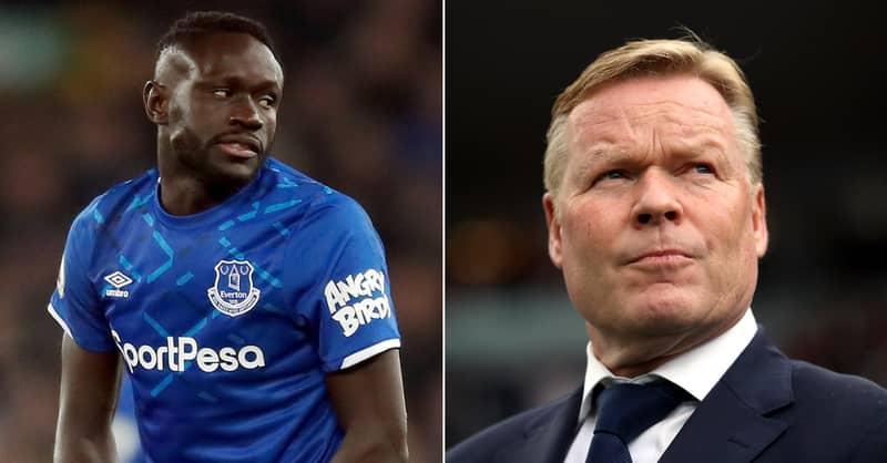 Ronald Koeman's Brutal Treatment Of Everton's Oumar Niasse Revealed