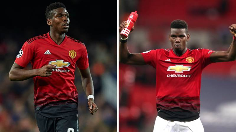 Paul Pogba Reveals Which Midfielders He Tries To Learn From
