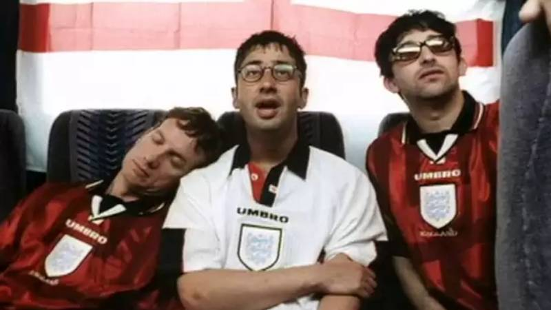 'Three Lions' Is Back To Number One Because It's Coming Home