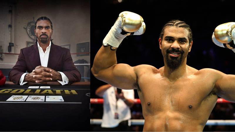 Get Paid To Knockout David Haye On Friday May 17th