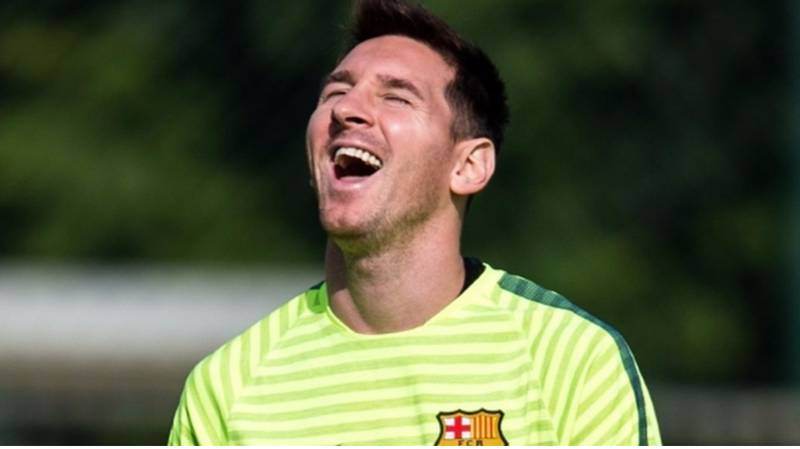 A Team Lionel Messi Has Never Scored Against Challenges Him To Find The Net On Twitter