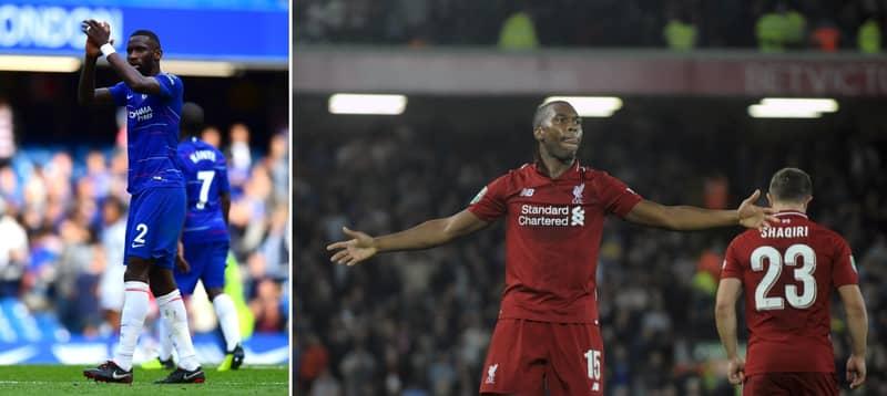 Daniel Sturridge's Stunning Goal For Liverpool Leaves Rüdiger Lost For Words