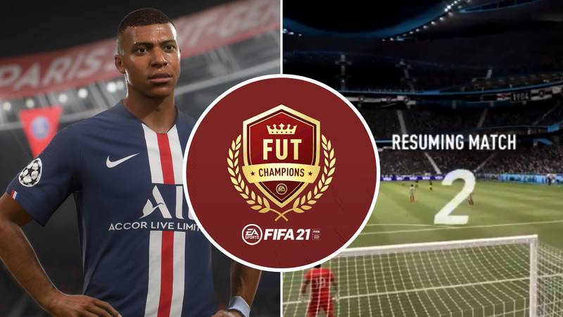 Huge FIFA 21 Sub Glitch Is Ruining FUT Champs Matches And Fans Are Furious