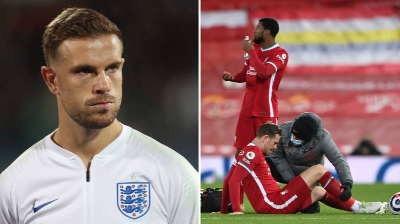 Liverpool Captain Jordan Henderson 'Facing 12 Weeks Out' With Groin Injury And Will Be 'Major Doubt' For Euros