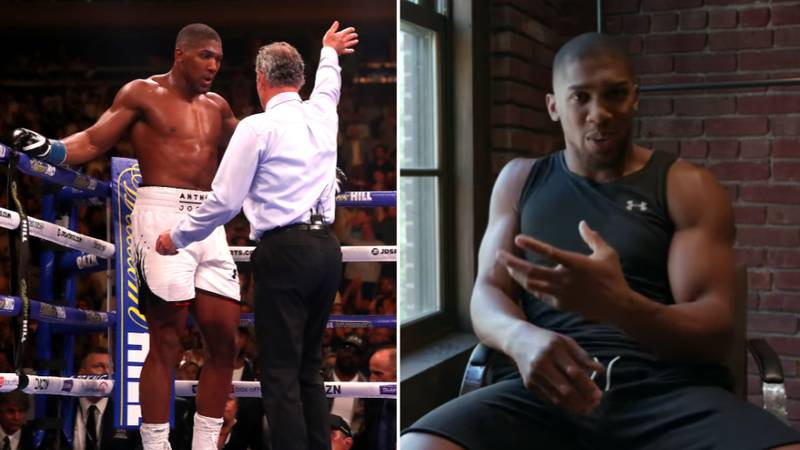 Anthony Joshua Addresses Rumours He Had A Panic Attack Before Shock Defeat To Andy Ruiz Jr