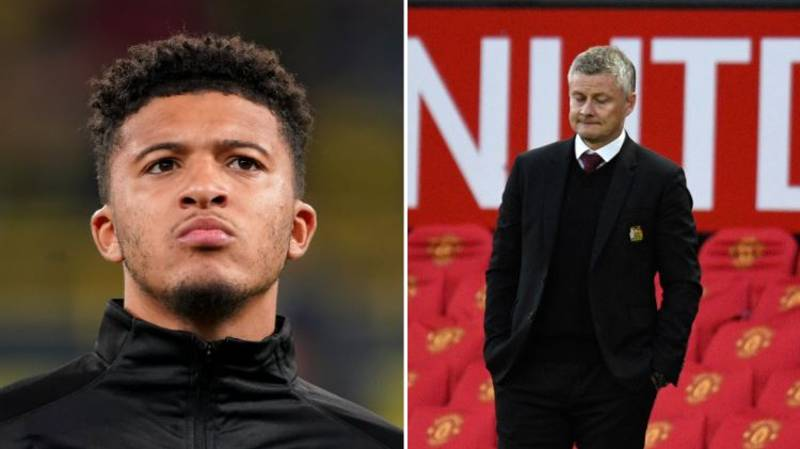 Why Manchester United Will Struggle To Sign Jadon Sancho In The Future