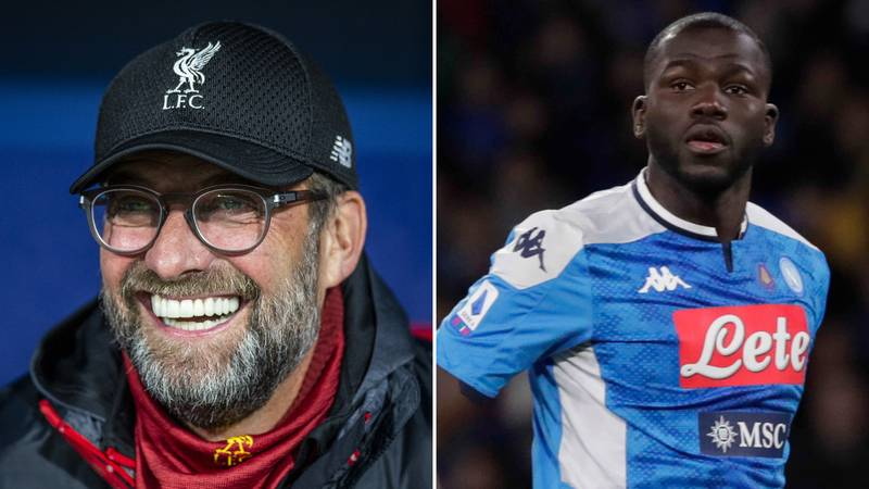 Liverpool 'Make £54 Million Bid' For Napoli Defender Kalidou Koulibaly