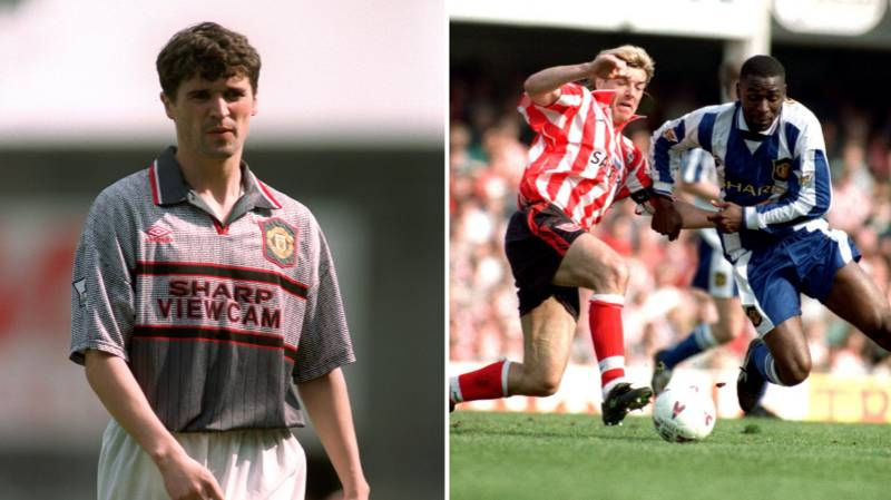 Gary Neville Explained Exactly Why Manchester United Swapped Kits Vs Southampton In 1996