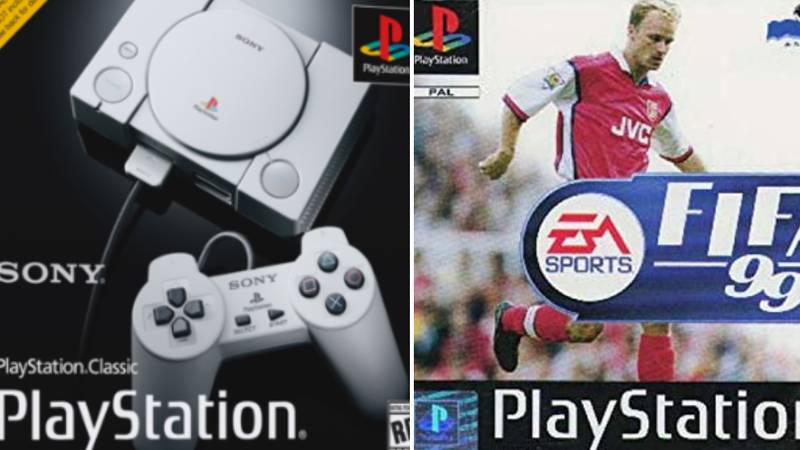 We Really Want FIFA 99 To Be One Of The 20 Games On The Classic PS1 Reboot