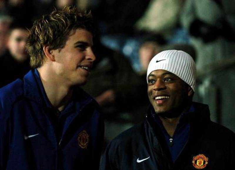 Gerard Pique Has An Incredible Story About A Prank Pulled On Patrice Evra