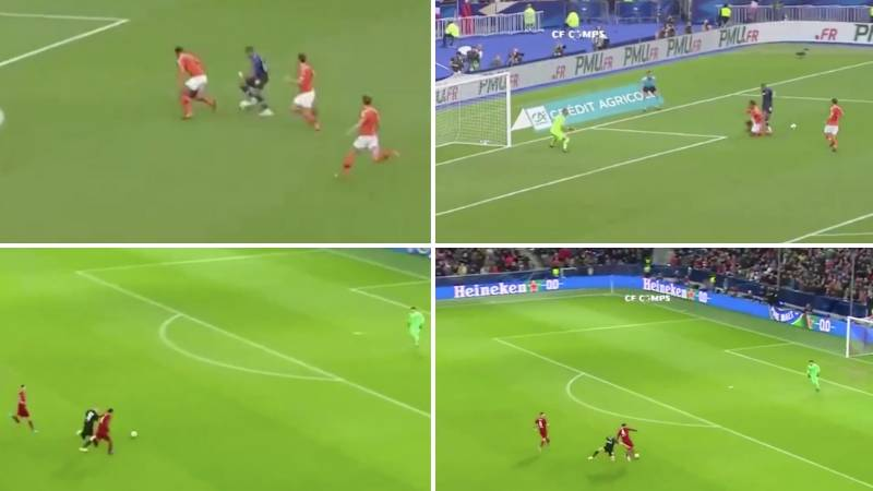 How Virgil Van Dijk Dealt With Erling Haaland And Kylian Mbappe, There Was Only One Winner