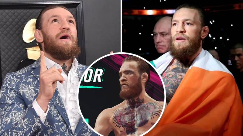Conor McGregor's UFC 4 Rating Has Finally Been Revealed By EA Sports