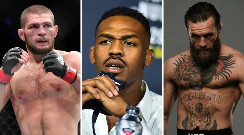 The 15 Greatest MMA Fighters In The World Right Now Have Been Ranked