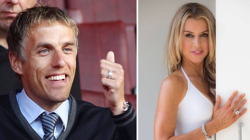 Phil Neville Responds Remarkably Well After His Wife Is Subject To Crude Joke