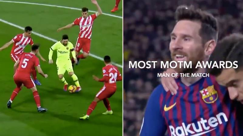The 'Greatest Lionel Messi Compilation Ever' Proves He Is The Most Complete Player In History