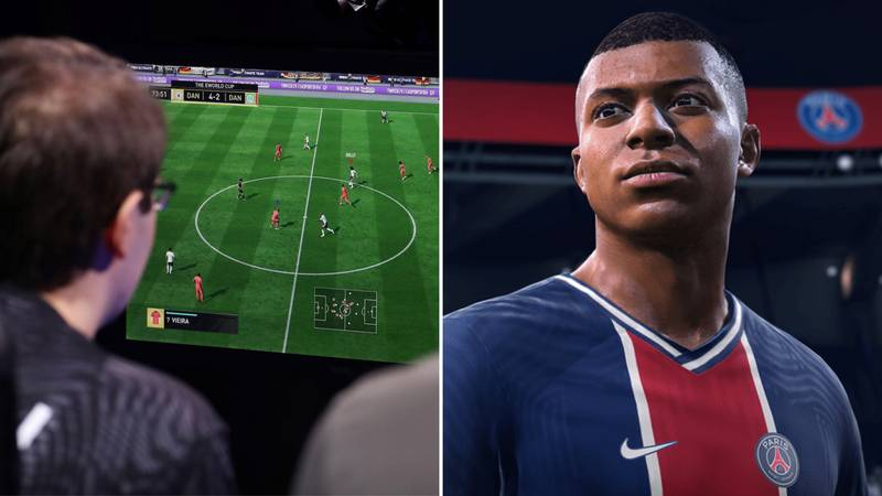 Playing FIFA Is Good For Your Health And Improves Anxiety According To Latest Study