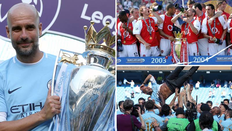 'Manchester City Reaching Record-Breaking 100 Premier League Points Is Better Than Being Invincibles'