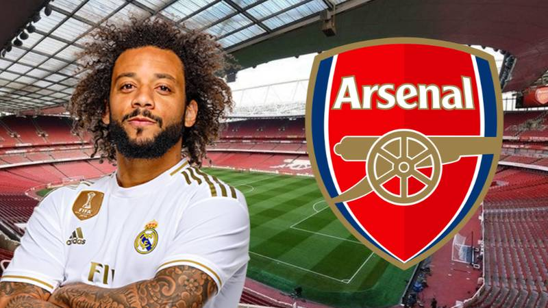 Arsenal Interested In Signing Marcelo As Real Madrid Left-Back Tells Club He Wants To Leave