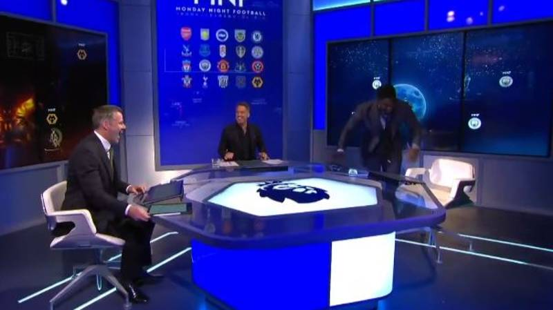 Micah Richards Shares Hilarious Video Of Him Nearly Missing Monday Night Football