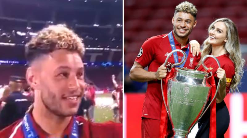 Oxlade-Chamberlain Says 'Once A Gooner, Always A Gooner' After Liverpool Beat Spurs