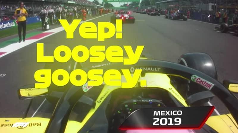 This 'Top 10 Daniel Ricciardo Team Radio Moments' Video Is Absolutely Hilarious
