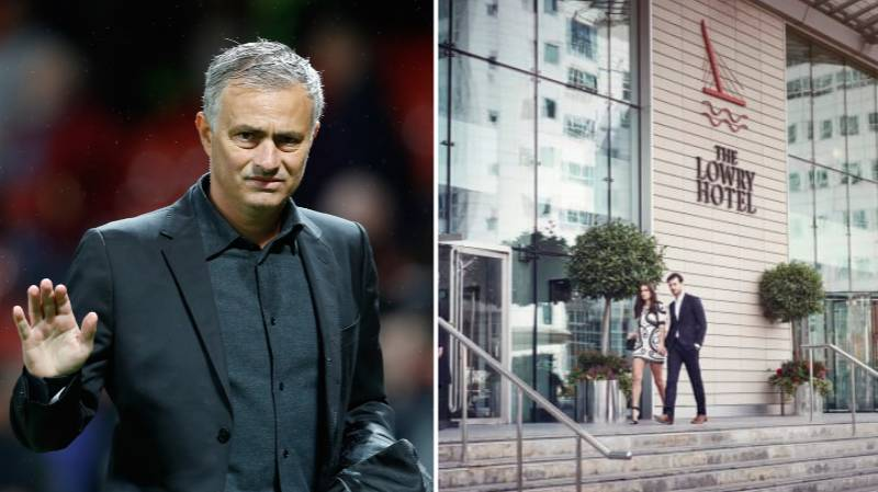 Jose Mourinho's Time At The Lowry Hotel Could Have Cost Up To £537k