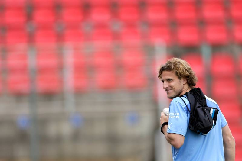 Diego Forlan Has Confirmed His Next Club