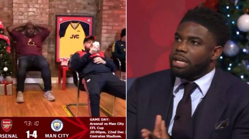 Micah Richards Says Arsenal Players' Confidence Is Being Affected By AFTV