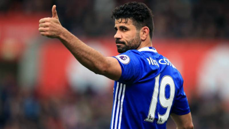 Diego Costa Could Be Set For A Surprising Loan Move Away From Chelsea