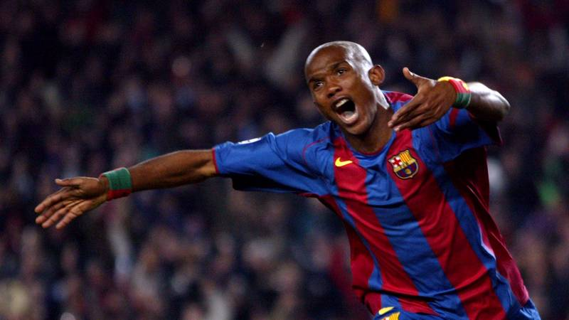 Samuel Eto'o's Latest FIFA Card Could Be One Of The Best Ever
