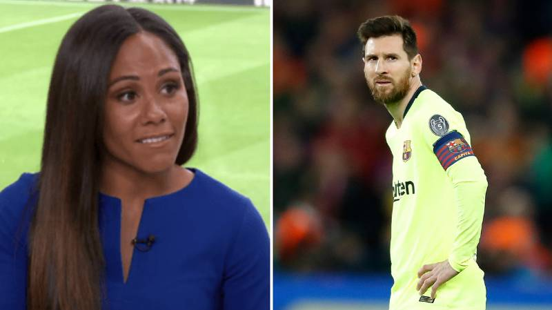 Alex Scott Questions Whether Lionel Messi Would Get In Manchester City's Team