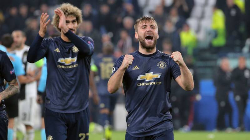 Luke Shaw Buys £6,000's Worth Of Harrods Hampers For Manchester United Staff