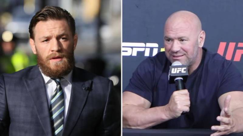 Dana White Responds To Rumours Of Conor McGregor Vs Manny Pacquiao
