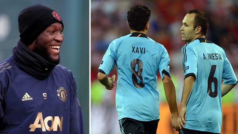 Dimitar Berbatov Compares Romelu Lukaku To Andres Iniesta And Xavi