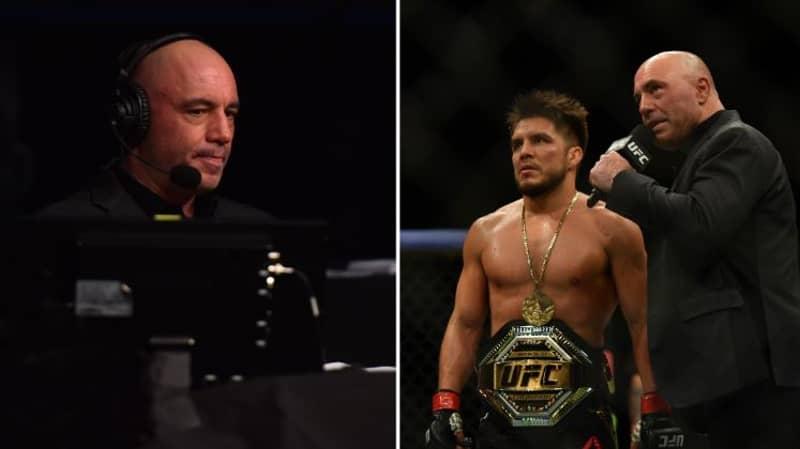 Joe Rogan Refused UFC On Post Match Interviews