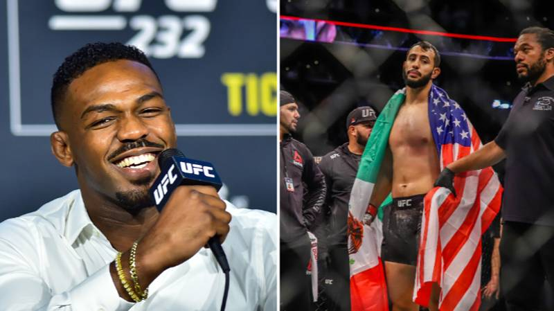 Jon Jones Lands Latest Jibe At Dominick Reyes On Social Media