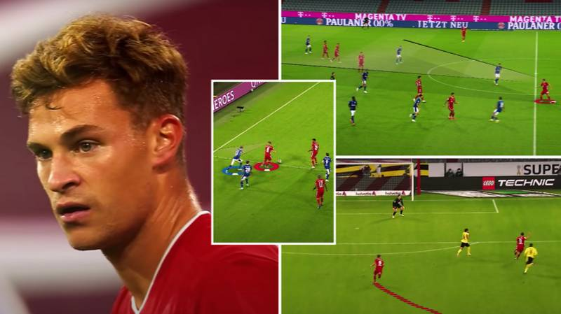 A Tactical Analysis Of Joshua Kimmich That Proves He's The Most Complete Midfielder In World Football