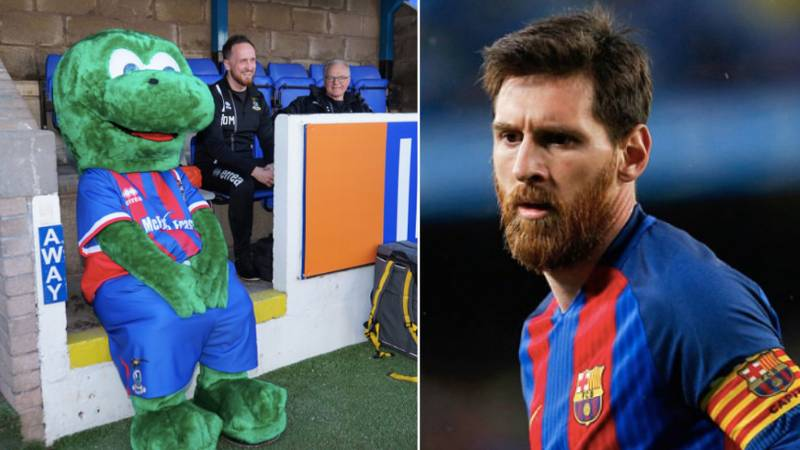 Inverness Caledonian Thistle Have Named Their New Mascot Lionel Nessi