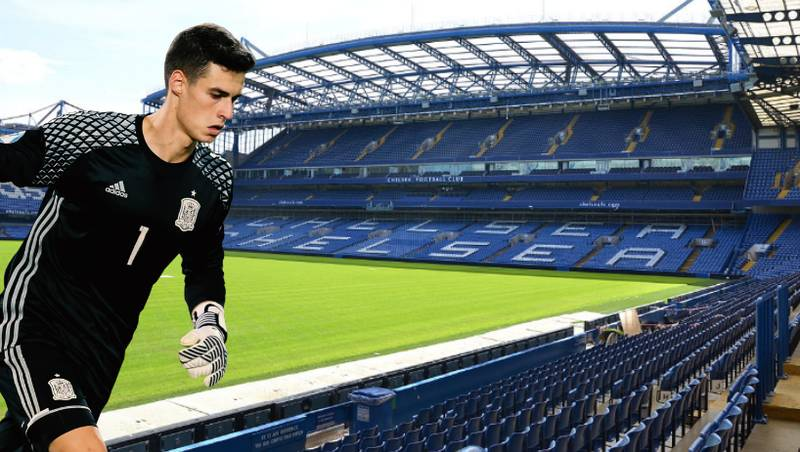 Chelsea In Advanced Talks To Sign Kepa For World Record Fee