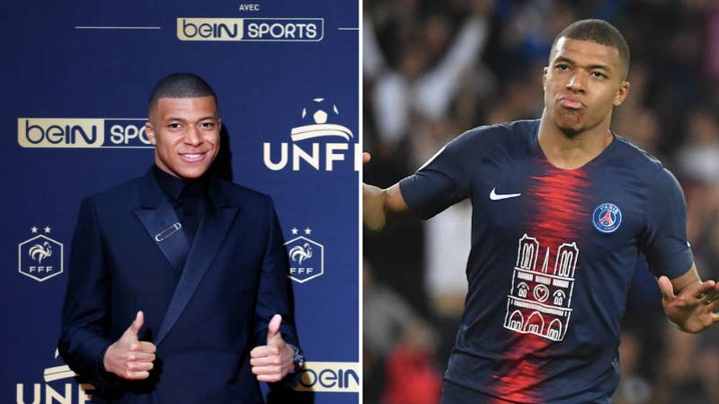 Kylian Mbappe Drops Huge Hint At Move Away From PSG