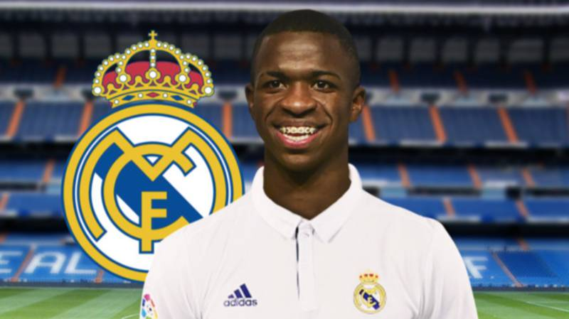 Real Madrid Reportedly Having Doubts About Vinicius Junior