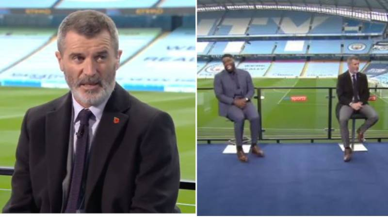 Roy Keane Suggests Manchester City's Phil Foden Should Be Drug Tested After Calling Micah Richards 'World Class'.