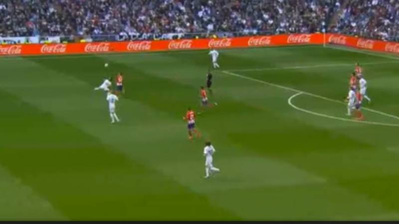 Watch: Marcelo Produced The Filthiest Touch Of The Season in Madrid Derby