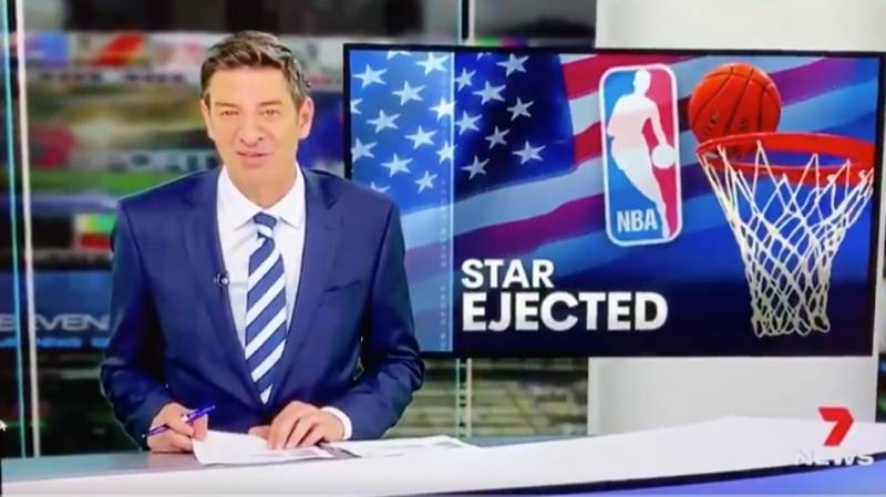 Aussie TV Host Absolutely Butchers The Names of Giannis Antetokounmpo And Damian Lillard