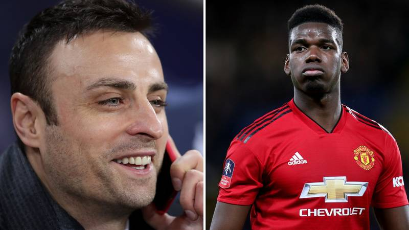 Dimitar Berbatov Explains What Paul Pogba Did In First Manchester United Training Session