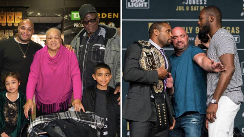 Jon Jones Puts Beef Aside To Send Touching Message To Daniel Cormier After Death Of His Father
